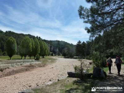 Cañón del Río Lobos  [Día de San Isidro] vacaciones singles madrid rutas senderismo madrid facil